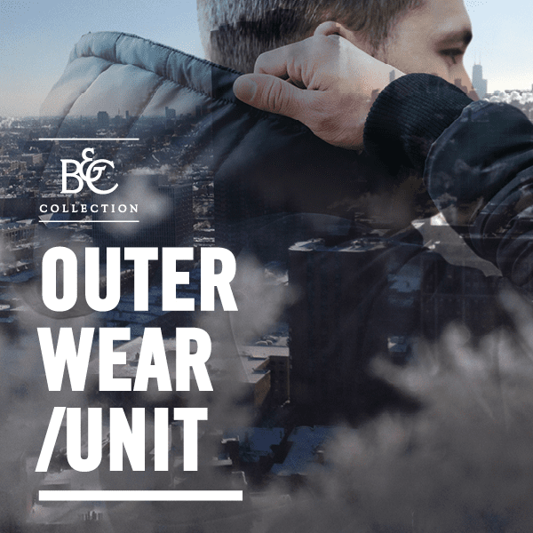 B&C Outerwear Unit - Countless Business Opportunities