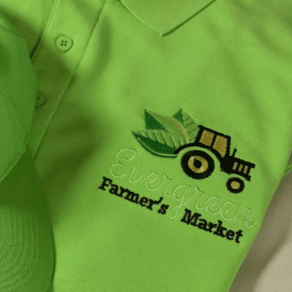 Advantages of Logo Embroidery in Brand Promotion