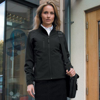 Womens Base Layer Soft Shell Jacket