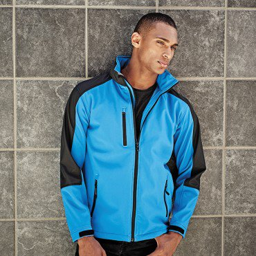 Hydroforce 3-Layer Hooded Softshell